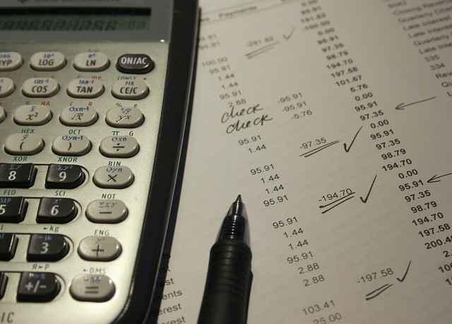Die beantragte Bilanzänderung – und die noch nicht geänderte Bilanz
