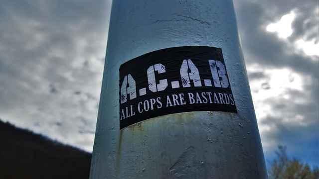 ACAB - und die alte Frage der Kollektivbeleidigungen