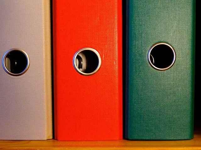 Ordnung im Büro - und die Aufbewahrungsfristen