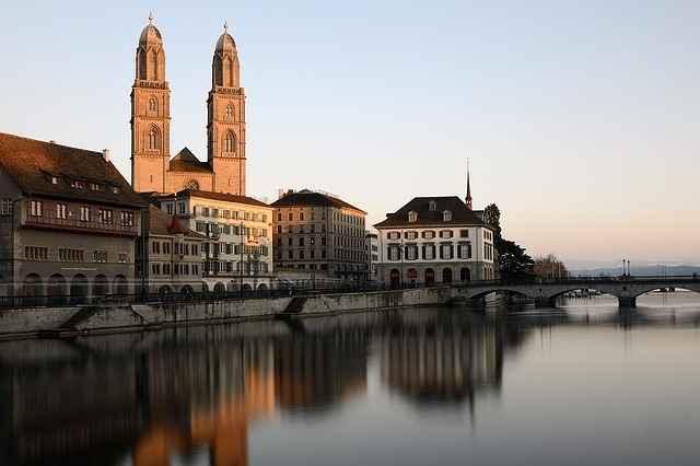 Deutsche Expansion in die Schweiz