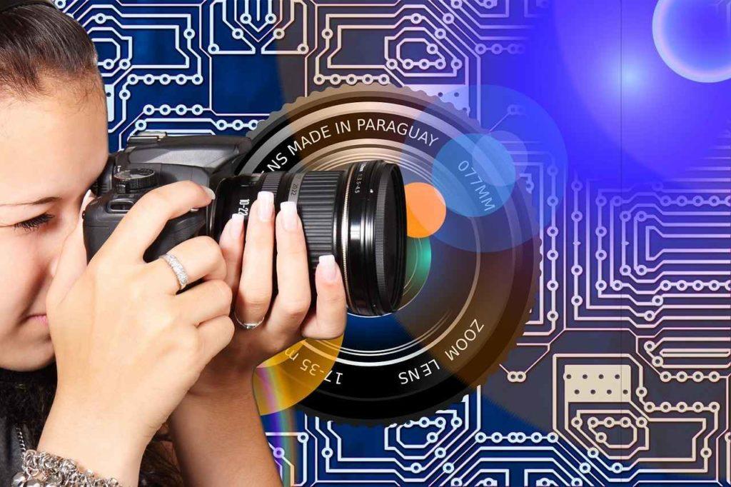 Die Bildersuche durch Suchmaschinen