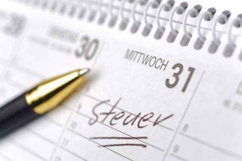 Steuerhinterziehung - und die gleichzeitig abgebenen Umsatzsteuervoranmeldungen