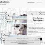 Der Datenschutz - und Ihre Website