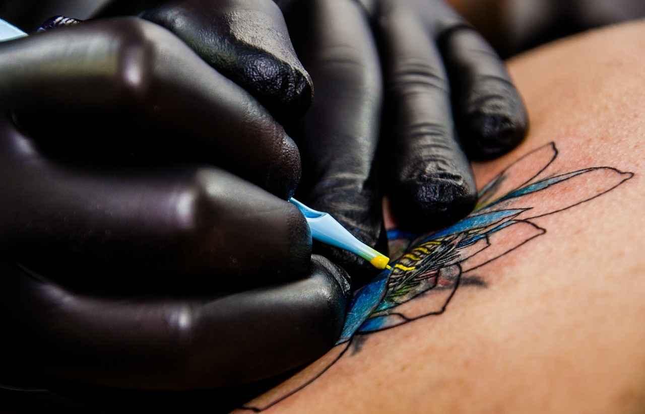 Corona - und das Tattoo - Studio