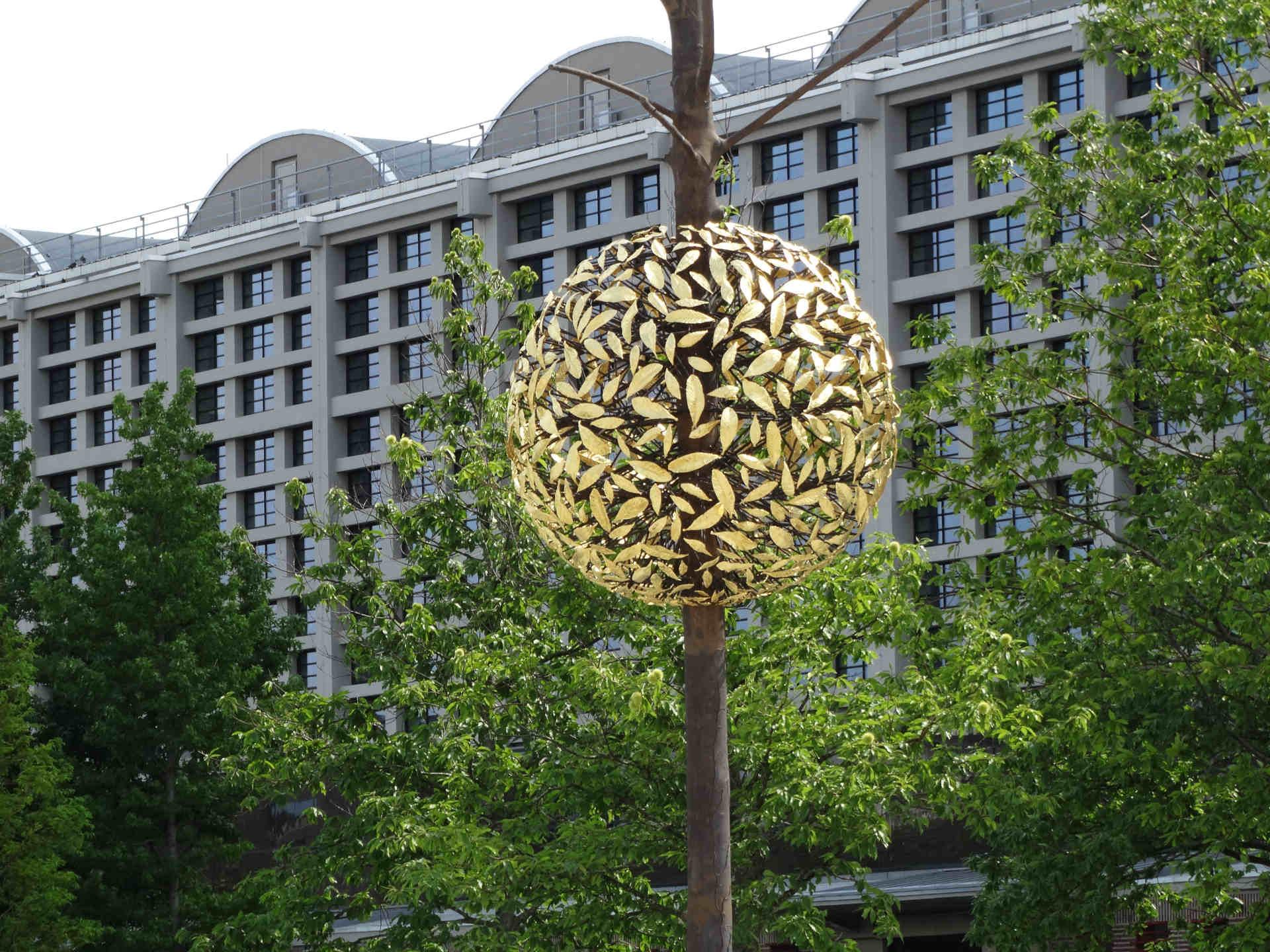 Karlsruhe - und das Expanded Asset Purchase Programme der Europäischen Zentralbank