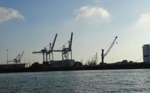 Die Fahrtkosten eines Gesamthafenarbeiters