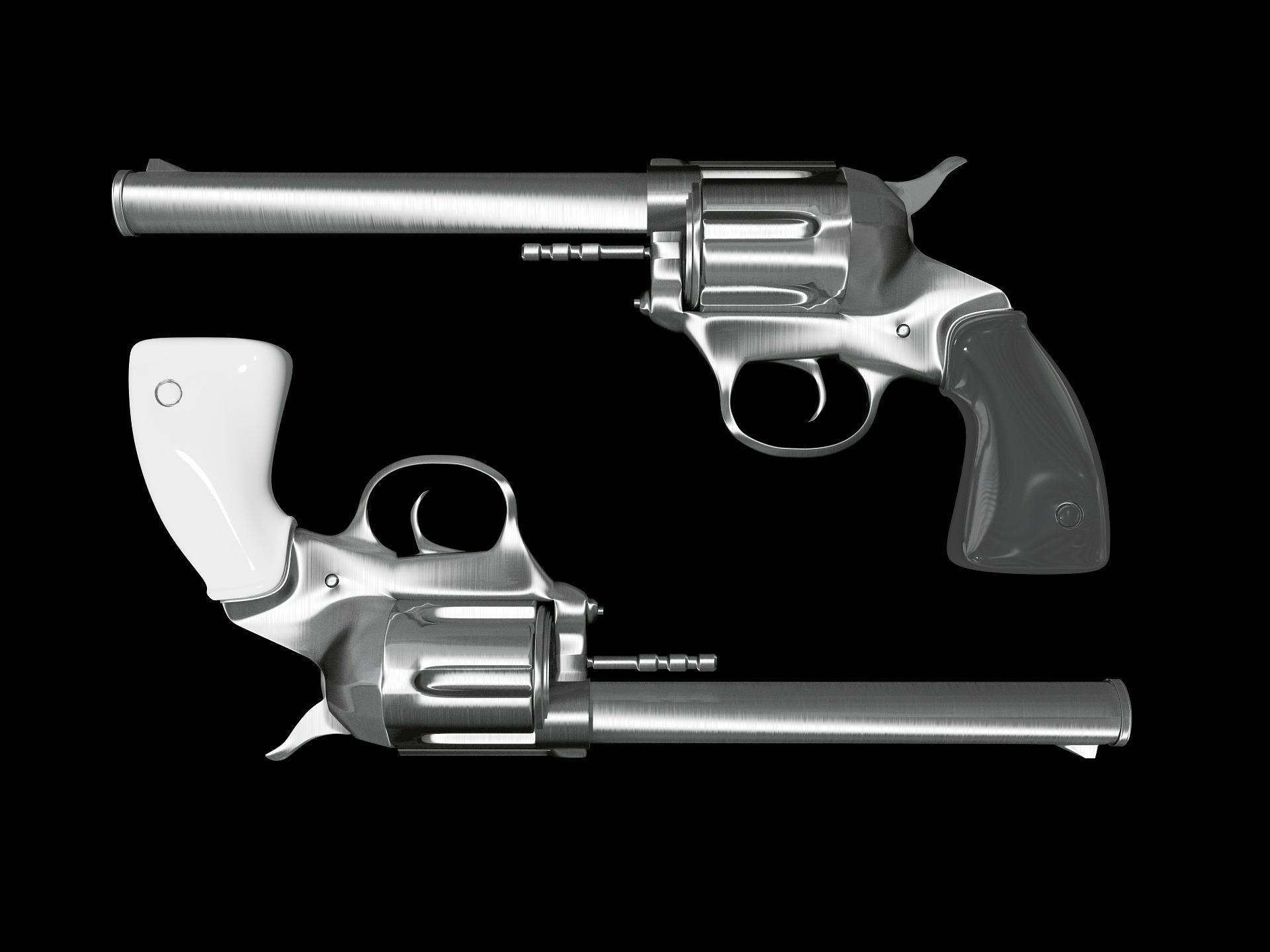 Revolver unterm Kopfkissen