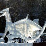 Umsatzsteuerermäßigung für die Eisskulpturen-Ausstellung