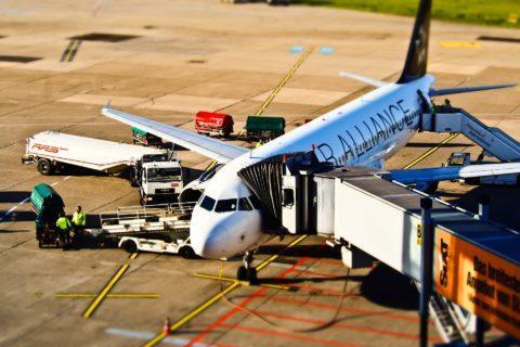 Der Sozialplan für ehemalige Beschäftigte in der Fluggastabfertigung am Flughafen Tegel