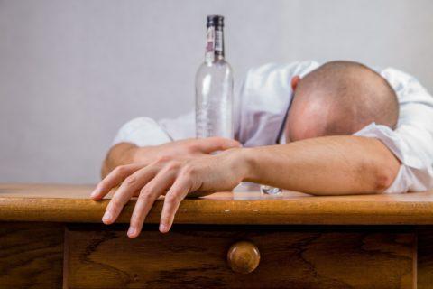 Unterbringung in einem psychiatrischen Krankenhaus - und der Alkoholkonsum