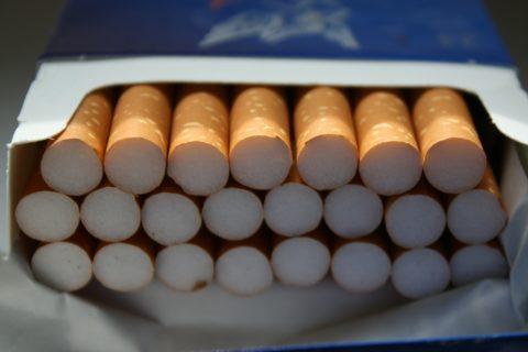 Zigarettenschmuggel - über Rotterdam
