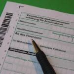 Steuerhinterziehung - bei der Abgabe mehrerer Steuererklärungen