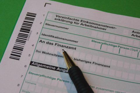 Einreichung elektronischer Steuererklärungen - und die offenbare Unrichtigkeit