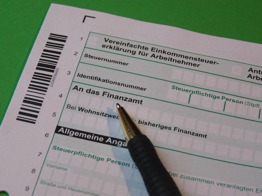 Einreichung elektronischer Steuererklärungen – und die offenbare Unrichtigkeit