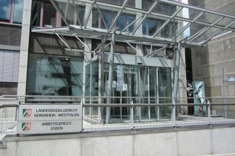 Ehrenamtliche Richter beim Arbeitsgericht - und der gesetzliche Richter