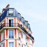Wohnfläche - und der Balkon