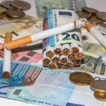 Zigarettenschmuggel - und die nicht abgegebene Steuererklärung