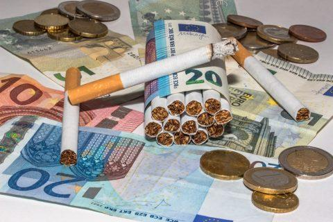Zigarettenschmuggel - und die Einziehung des Wertes von Taterträgen