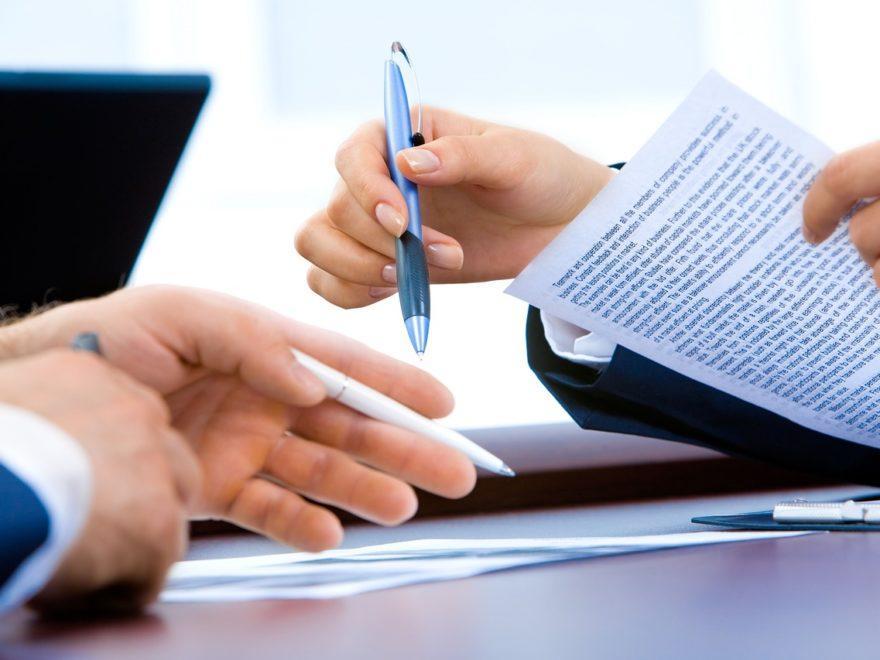 AGB-Kontrolle eines Arbeitsvertrages