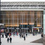Das Erklettern des Kölner Hauptbahnhofs