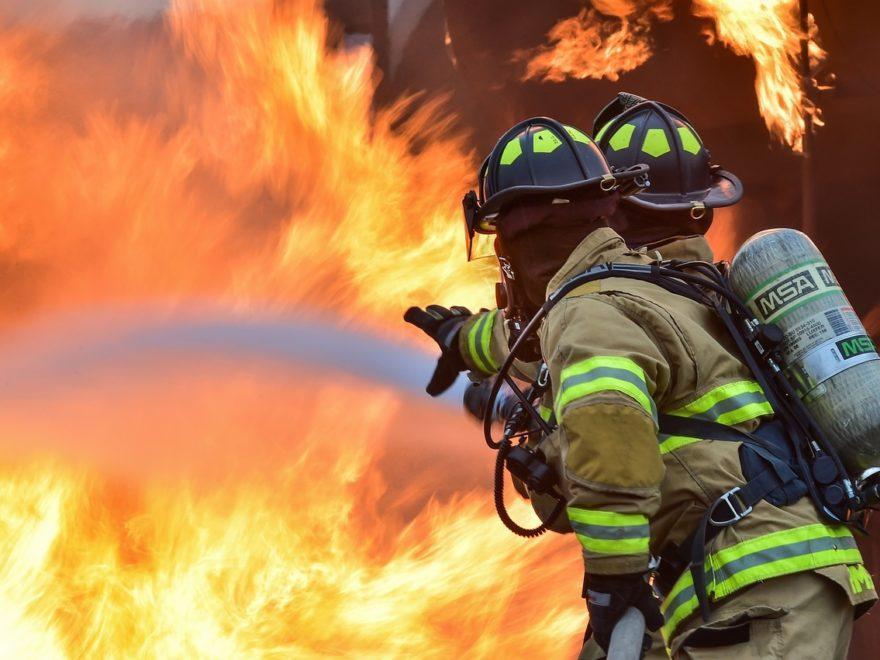 Der qualifizierte Dienstunfall eines Feuerwehrmanns