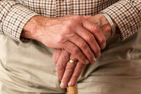 Der Ausschluss von der Eventveranstaltung - wegen zu hohem optischen Alters