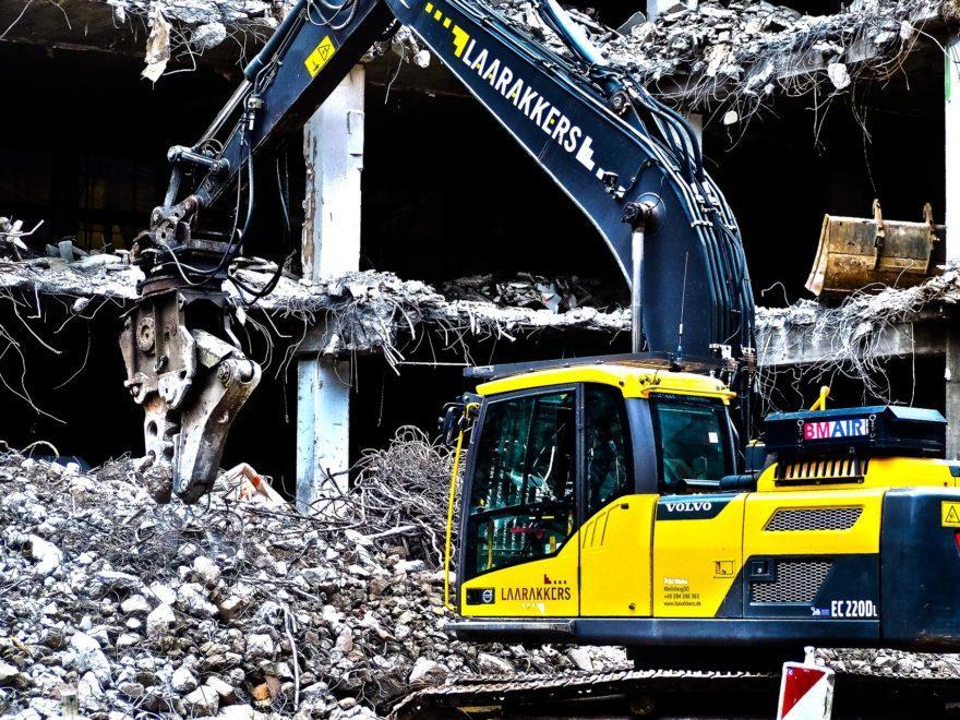 Beseitigung eines Bauwerks - und der Wert der Beschwer