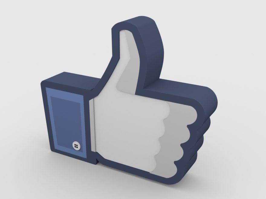 """Der Facebook-""""Gefällt mir""""-Button auf Websites"""
