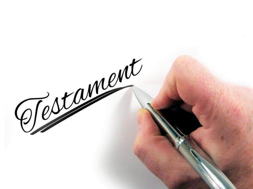 Auslegung eines gemeinschaftlichen Testaments