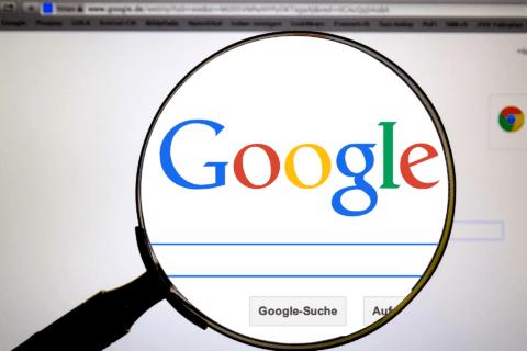 Google -  und das Recht auf Vergessenwerden