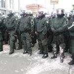 Kennzeichnungspflicht bei der Brandenburgischen Polizei