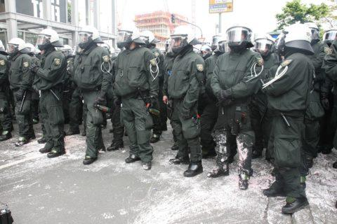 Widerstand gegen Vollstreckungsbeamte - Vollstreckungshandlung und Widerstand