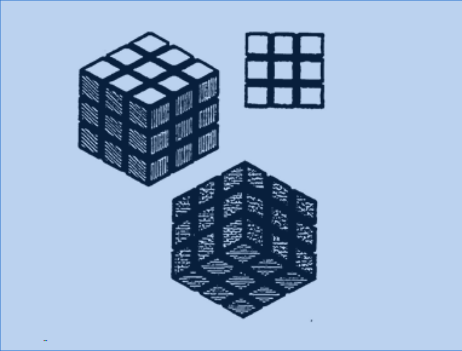 Rubik's Cube Unionsmarke
