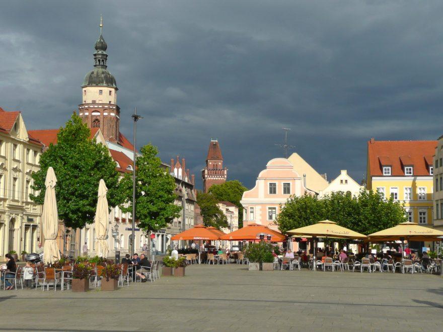 Wahl zur Stadtverordnetenversammlung in Cottbus - und die Wahlkreiseinteilung