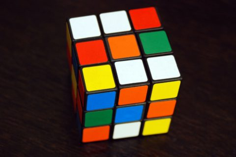 Rubik's Cube - als Marke entzaubert