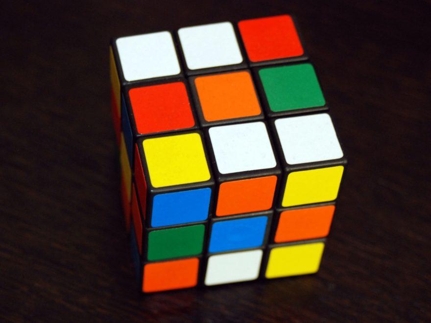 Rubik's Cube – als Marke entzaubert