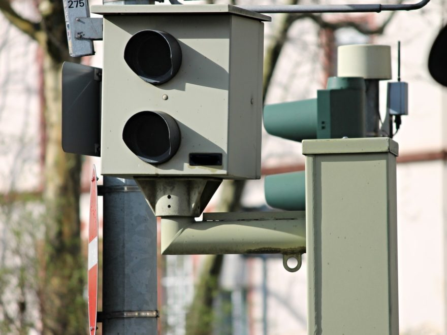 Verkehrsüberwachung durch privaten Dienstleister