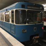 Der defekte Handlauf im U-Bahnhof