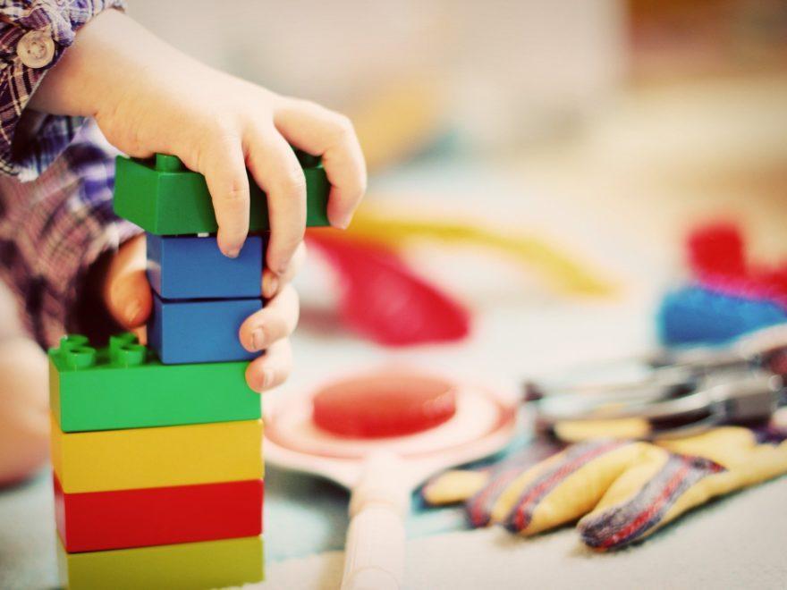 Eltern-Kind-Zentrum statt Laden mit Lager -  in der Wohnungseigentumsanlage