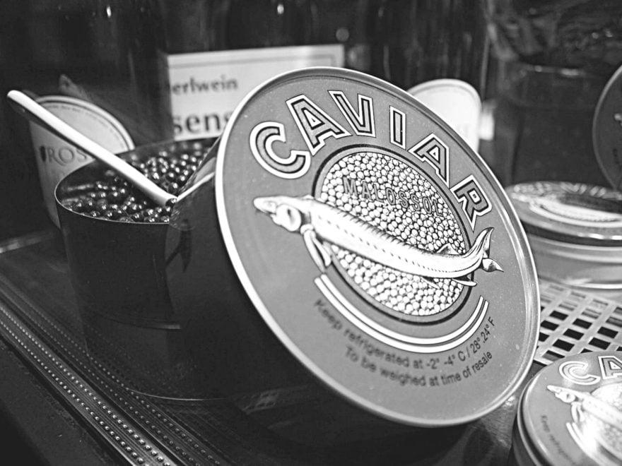 Einfuhr von Kaviar als persönlicher Gegenstand