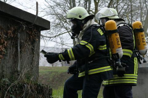 Der Feuerwehrunfall in der Schule