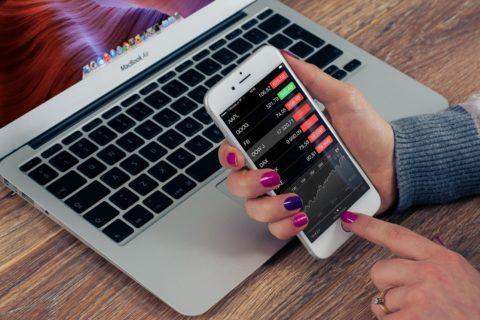 Trading, Wertpapierhandel,Aktienkurs