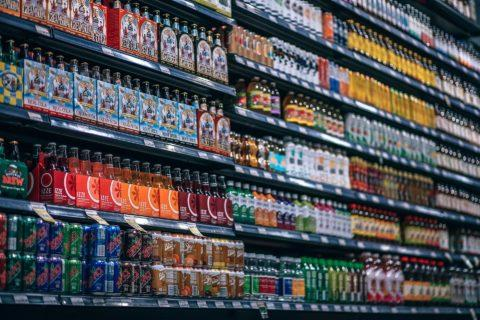 Getränkewerbung - und das Pfand