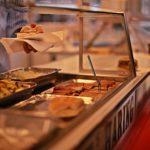 Die Öffnung von Restaurants in Warenhäusern