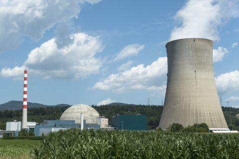 Die Baugenehmigung für ein Zwischenlager für radioaktive Abfälle