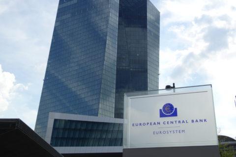 Euzropäische Zentralbank