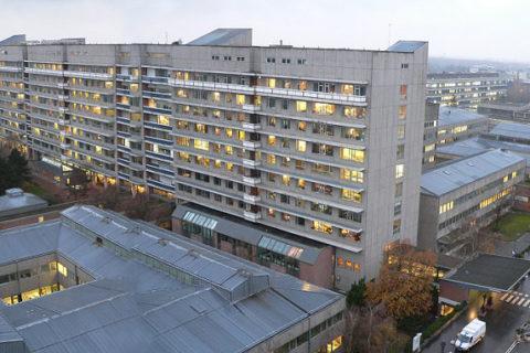 Medizinische Hochschule Hannover (Bettenhaus)