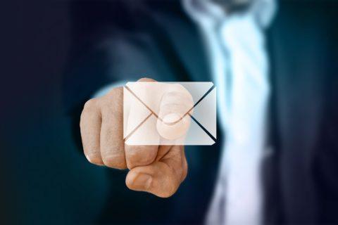 Geschäftspost,eMail