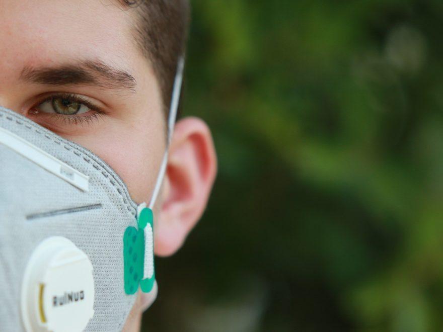 Maskenpflicht – und die Beeinträchtigung während der Klausur
