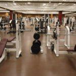 Die geschlossenen Fitnessstudios in Hamburg